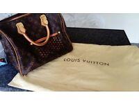 Louis vuitton speed 30 vintage handbag