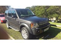 Landrover Discovery 3 TDV6 HSE fully loaded including rear seat DVD multi-media system
