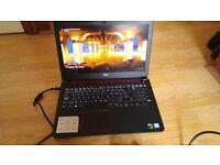 Dell Inspiron 7559, I7-2.6ghz, 16GBRAM, 1TB Hybrid SSHD, Geforce GTX 960m 4GB