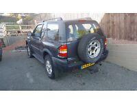 Vauxhall frontera 2.2 diesel sport