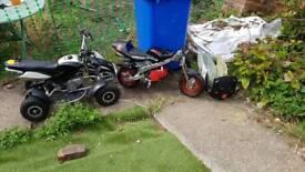 Mini moto/quad