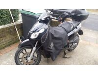 piaggio carnaby 125 with 7995 miles