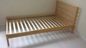 EASY ASSEMBLE SINGLE BED FRAME
