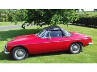 A very good condition historic car no rust