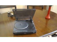 Brand new bush turntable for sale 45/33/and third speed