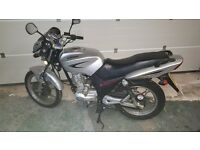 125cc Learner legal Motorbike ***Low Miles***