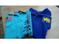 2 Ralph Lauren Boys Polo tops