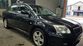 TOYOTA AVENSIS 1.8 Petrol manual FOR SALE