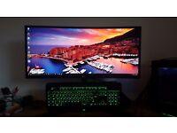 LG Ultrawide Curved 29inch IPS Monitor - 29UC97C