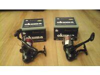 Two Brand New Okuma Impact Im 65 Fishing Reels.