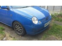 Volkswagen Lupo S 1.4 16v Modified 100bhp