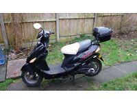 Directbikes qt12 50cc
