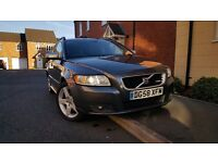 Volvo V50 2.0D R DESIGN 5dr