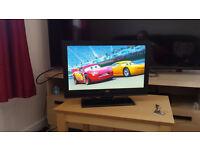 """BUSH 19"""" HD LED TV (FREEVIEW)"""