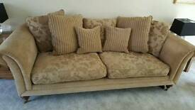 Quality 3 & 2 seater sofa's