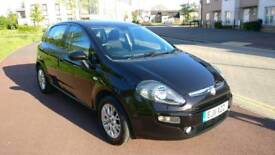 Fiat Punto Evo 1.2 (MyLife) 5dr, Black, Excellent conditions, full history/service and more