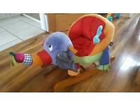 Mamas and papas elephant rocker