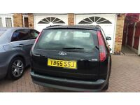 FORD FOCUS ESTATE 1.6 TURBO DIESEL 2005/2006 FACE LIFT MODEL FOR SWAP or cash