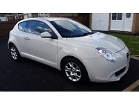 For sale thia amazing alfa mito with only 20k on the clock