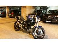Ducati Monster Maccanica ( Rare Bike )