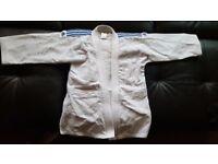 Adidas Judo uniform top (used) 160cm very good condition