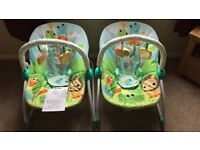 Bright starts baby to big kid rocker x 1 available