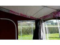 Inaca Kalahari large porch awning