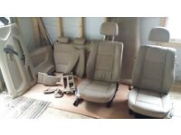 BMW E46 COMPACT FULL COMPLETE LEATHER INTERIOR