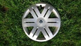 "RENAULT TRAFIC 16"" Wheel Trim/Hub Cap x1"