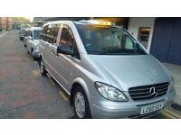 **Mercedes Vito Taxi For Sale **