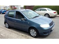 2004 Fiat Punto 1.2 8v Active 5dr***SHORT MOT MAY NEED EXHAUST***STILL DRIVES FINE***LOW MILEAGE***