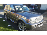 2006 Land Rover Range Rover Sport 2.7 TD V6 HSE Auto 5dr