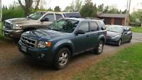 2011 Ford escape 139,000km