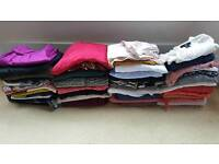Ladies clothes bundle 10-12 over 100 items