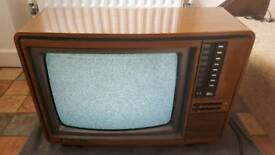 Vintage Mitsubishi Colour Tv