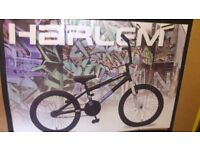 Harlem SX200 BMX Bike (new boxed)