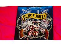 Lots of Guns N' Roses and ex members' bands vinyl records for sale!