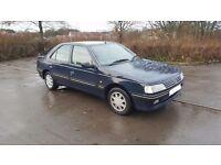 1995 Peugeot 405 Glx