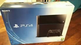 Sony PlayStation 4 - 2TB - boxed