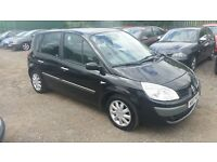 Renault Scenic 1.5 dCi Dynamique 5dr, FULL SERVICE HISTORY, HPI CLEAR, 2 KEYS, LONG MOT, P/X WELCOME