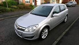 2007 Vauxhall Astra 1.9 CDTi 16V (150ps) Design 5 door