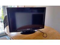 "Panasonic 32"" 32X10BA - HDTV - SPARES OR REPAIR - 2 HDMI - DV3 DIGITAL FREEVIEW"