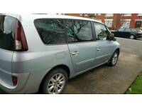 Renault grand espace 2ltr dci 2007