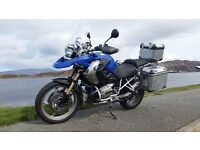 BMW R1200 GS, 2009,21583, excellent condition,10 months warantee, Delivery available