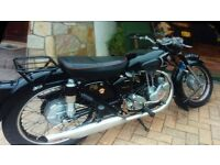 matchless 350cc motorcycle