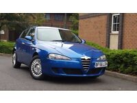 ALFA ROMEO 147 1.6 TS TURISMO ++PETROL MANUAL++2 KEYS++F/S/H++LONG MOT++STUNNING CONDITION++
