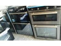 Electric double ovens built in .NEW never used offer sale from £138