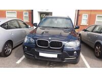 """BMW X5 3.0D Sport, SAT NAV 20"""" Alloys with Run Flat tyres Good runner with great fuel economy"""