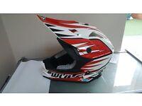 FOR SALE: Wulfsport helmet