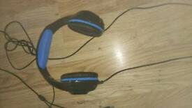 Xbox 360 head set and mic